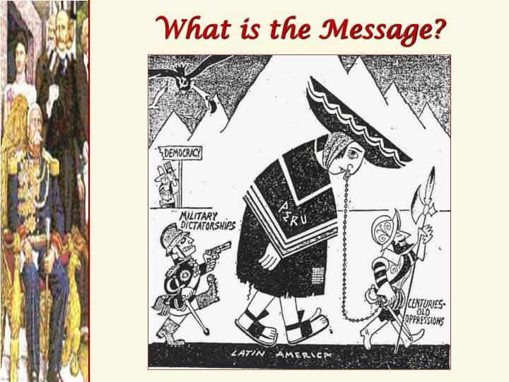 What is the Message?