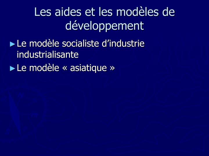Modèle asiatique de développement