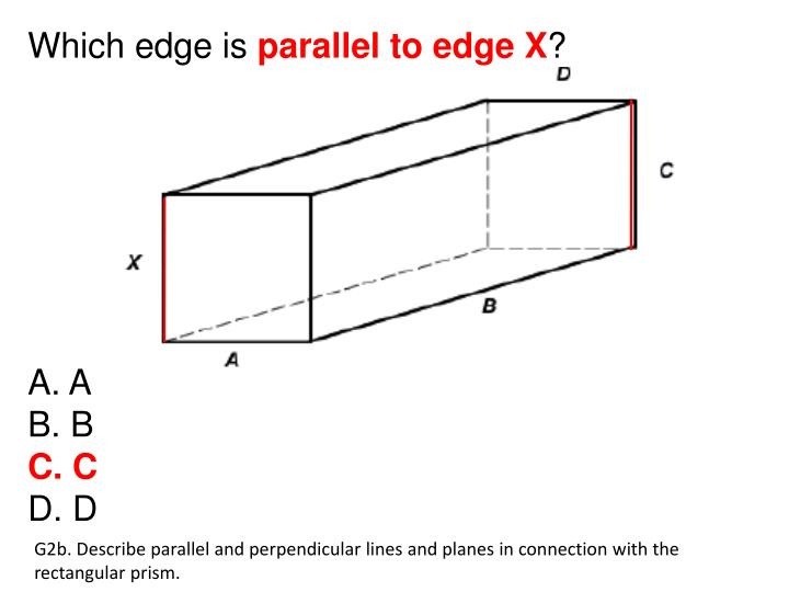 Which edge is