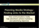 how communications media help advertisers achieve marketing and advertising objectives