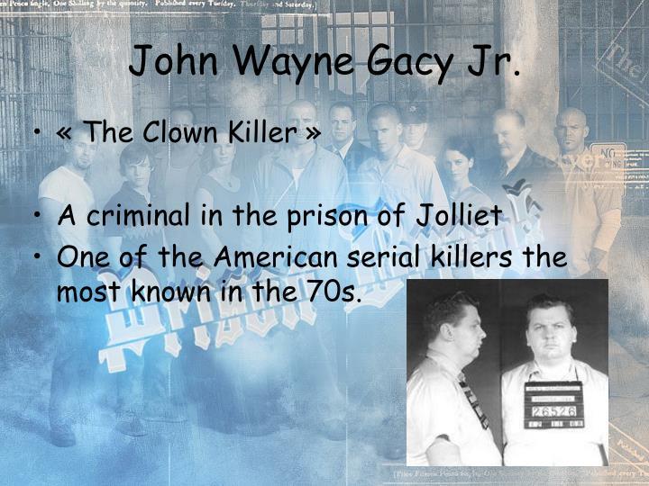 John Wayne Gacy Jr.