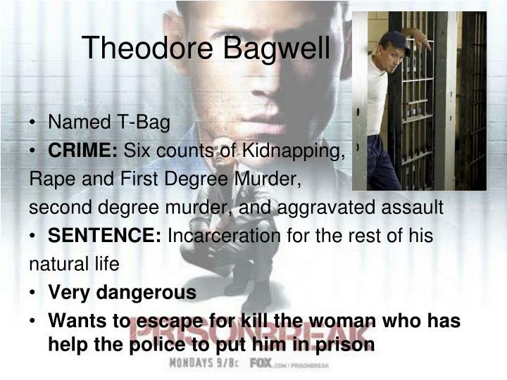 Theodore Bagwell
