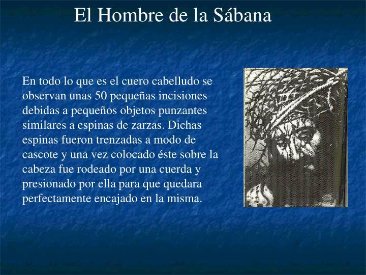 El Hombre de la Sábana