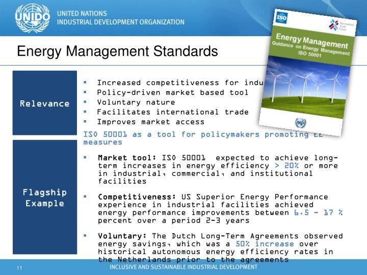 Energy Management Standards