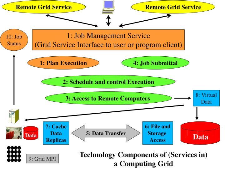 Remote Grid Service