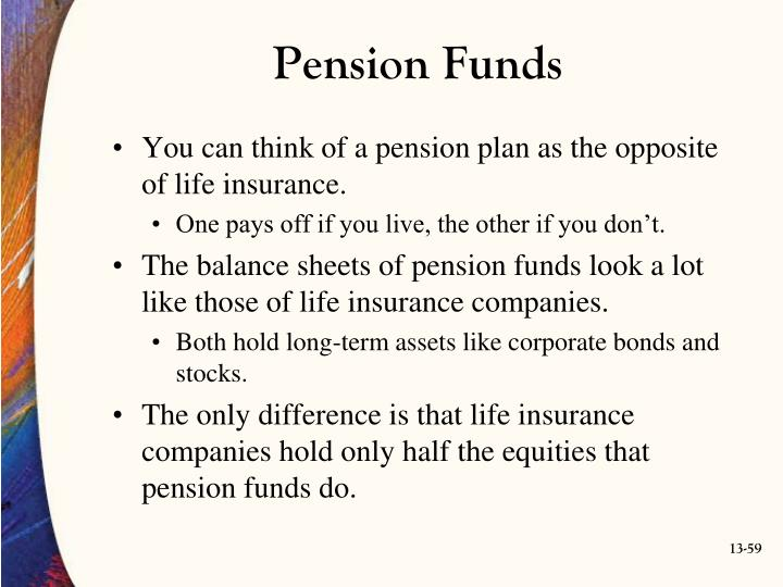 Pension Funds