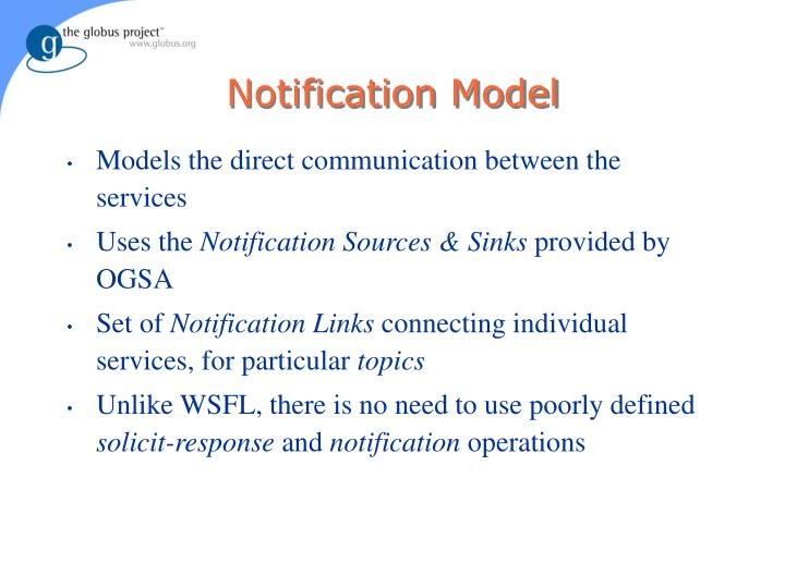 Notification Model