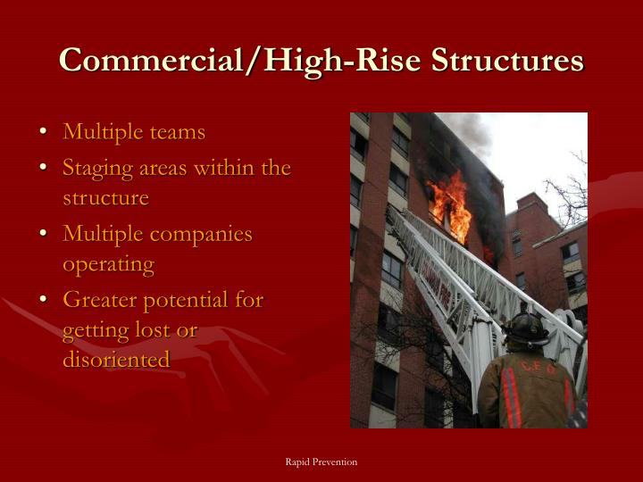 Commercial/High-Rise Structures