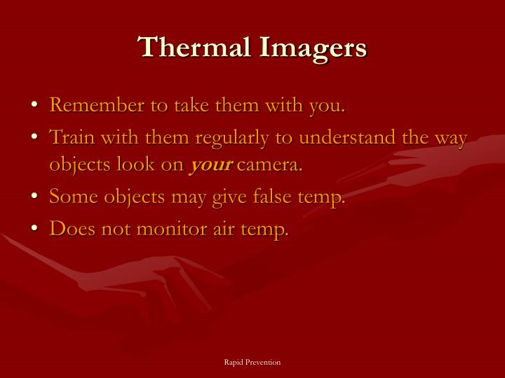 Thermal Imagers
