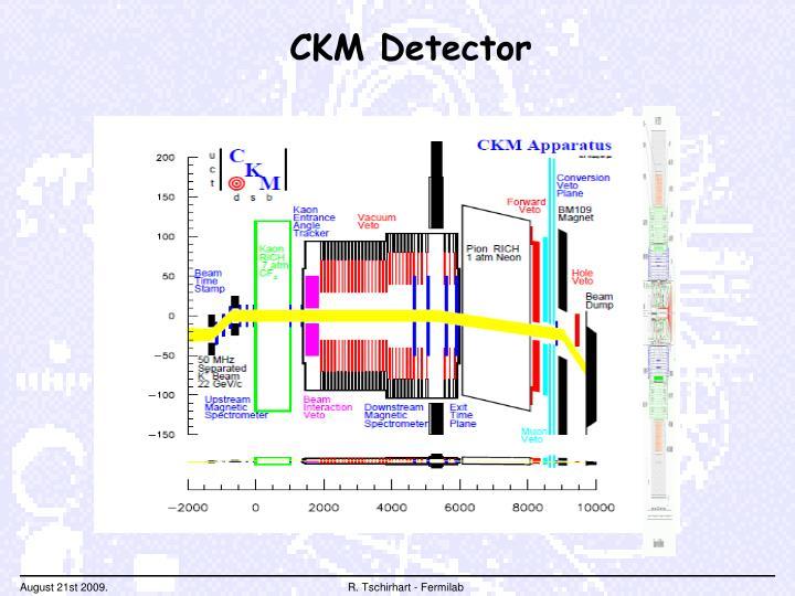 CKM Detector