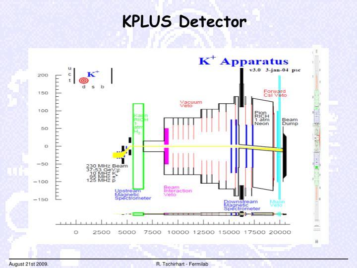 KPLUS Detector