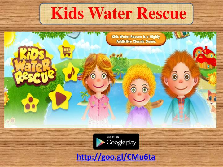 Kids Water Rescue