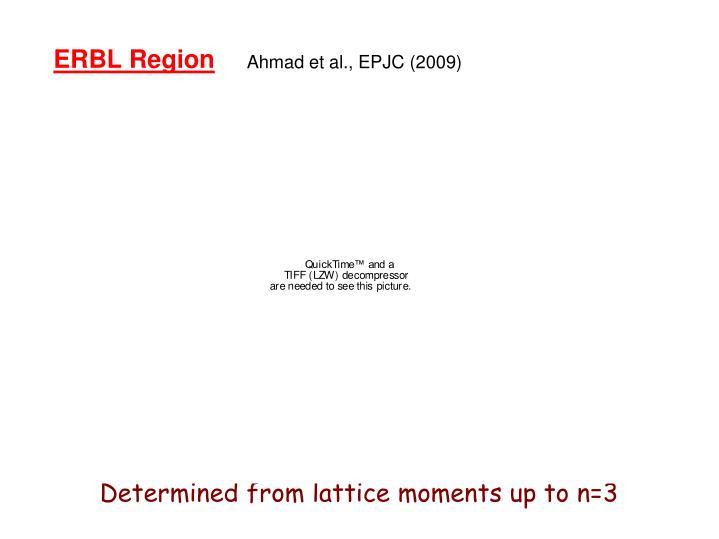 ERBL Region