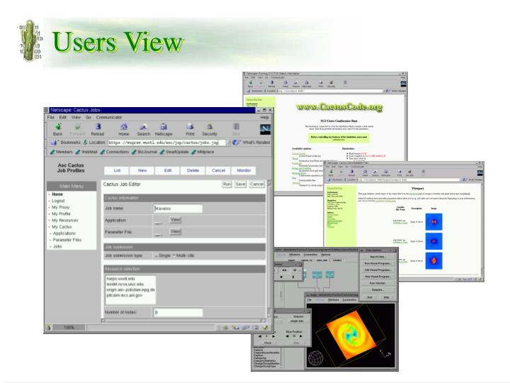 Users View
