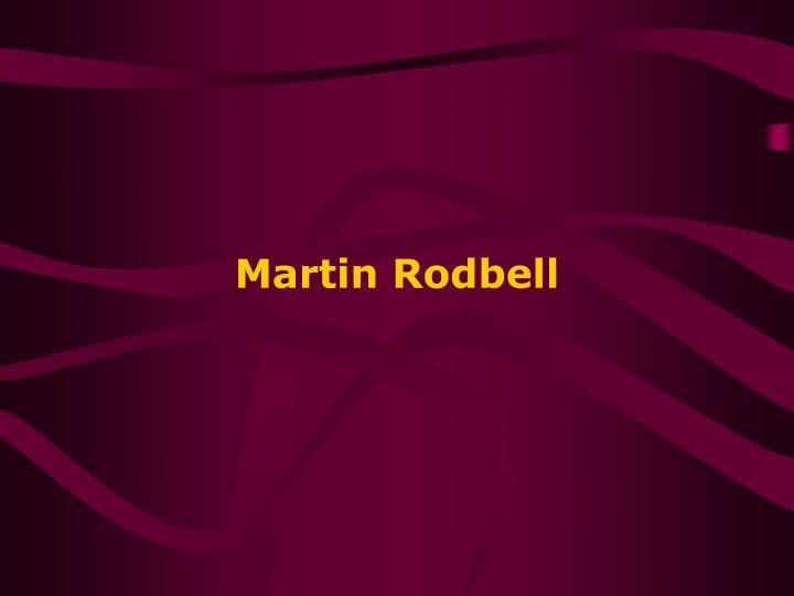 Martin Rodbell