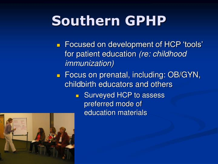 Southern GPHP