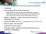 financial governance and accountability1