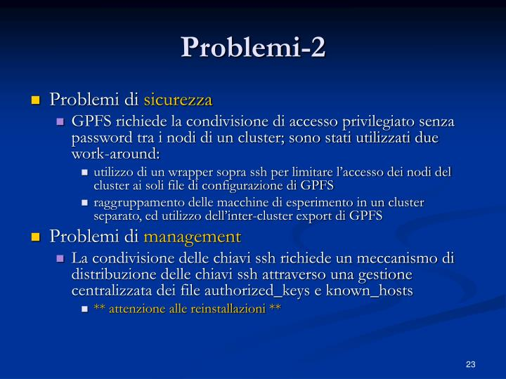 Problemi-2