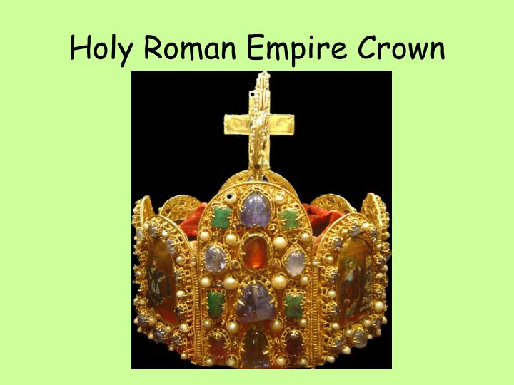 Holy Roman Empire Crown