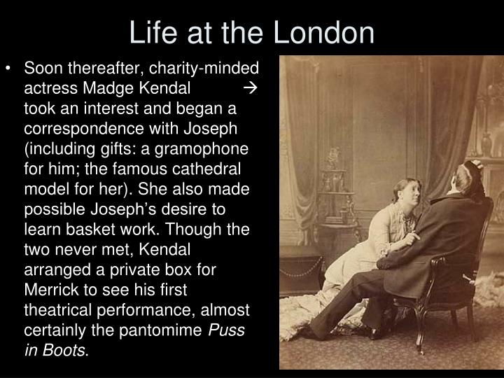 Life at the London