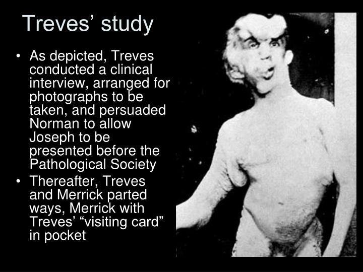 Treves' study