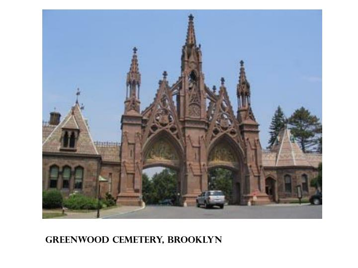 Greenwood Cemetery, Brooklyn