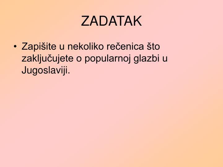ZADATAK