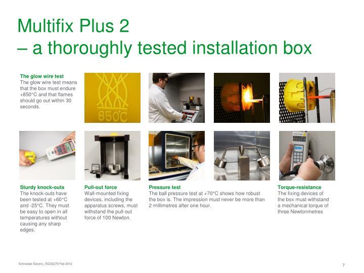 Multifix Plus 2