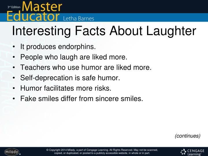 Interesting Facts About Laughter
