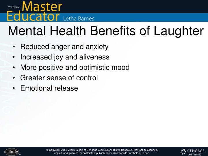 Mental Health Benefits of Laughter