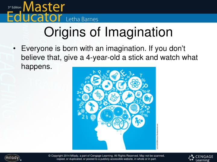 Origins of Imagination