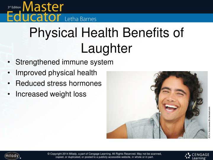 Physical Health Benefits of Laughter