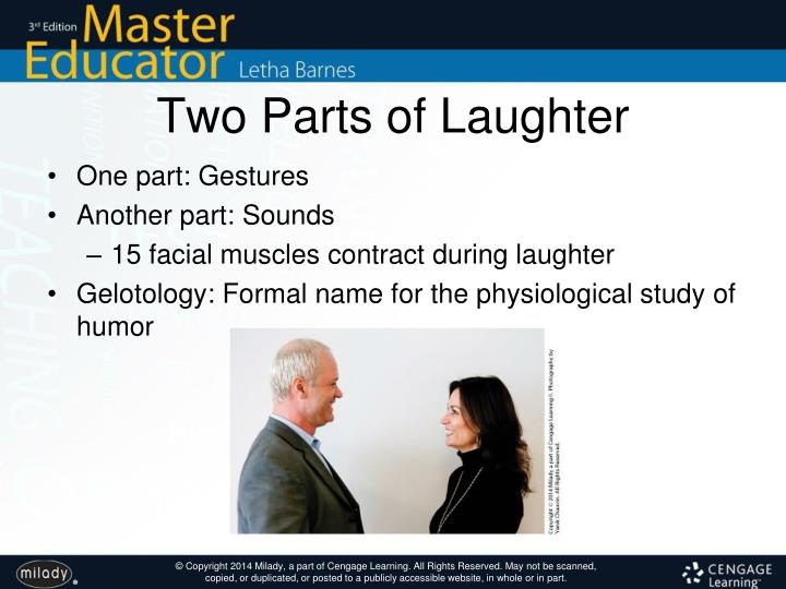 Two Parts of Laughter