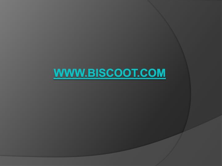 www.biscoot.com