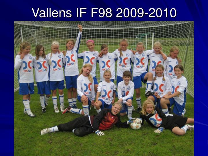 vallens if f98 2009 2010