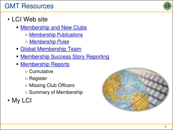 GMT Resources