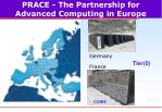 prace the partnership for advanced computing in europe