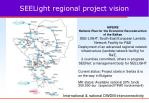 seelight regional project vision