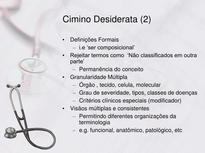 Cimino Desiderata (2)