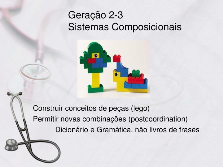 Geração 2-3