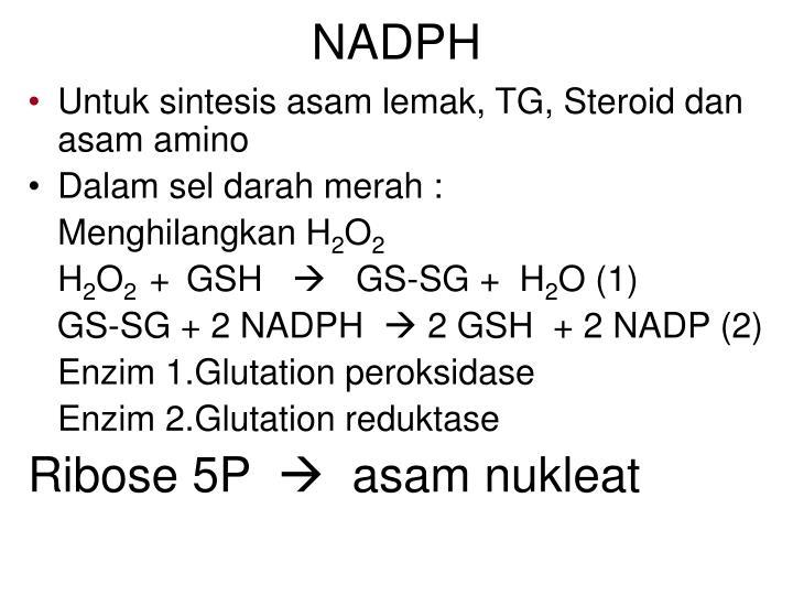 NADPH