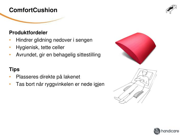 ComfortCushion