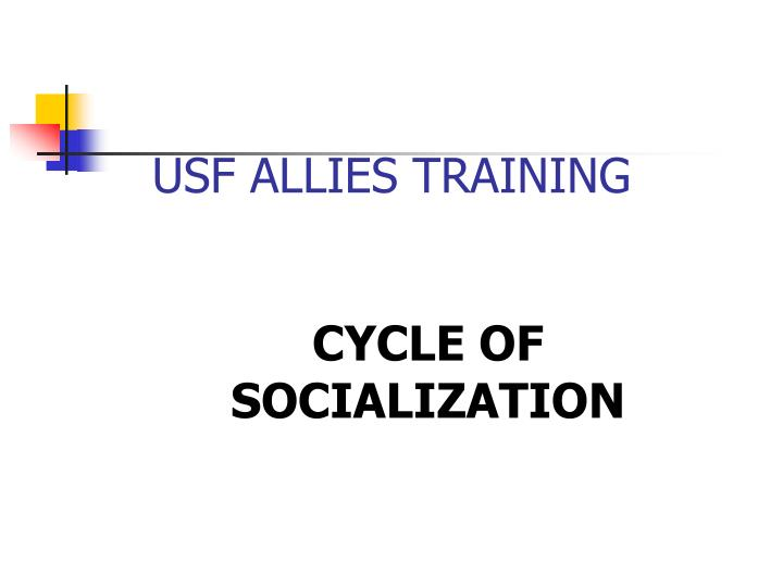 Usf allies training