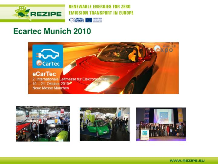 Ecartec Munich 2010