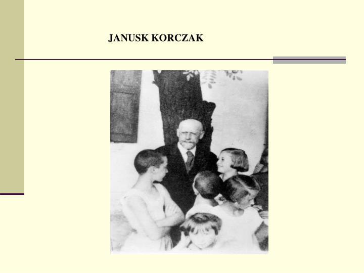 JANUSK KORCZAK