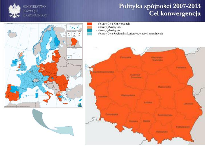 Polityka spójności 2007-2013