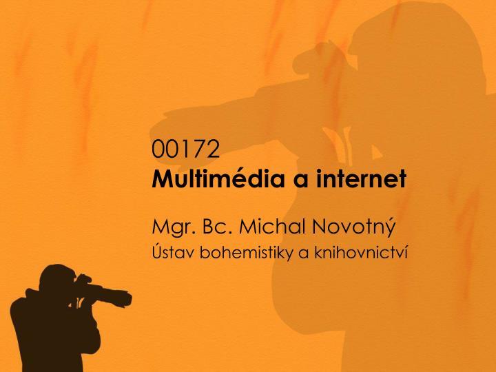 00172 multim dia a internet