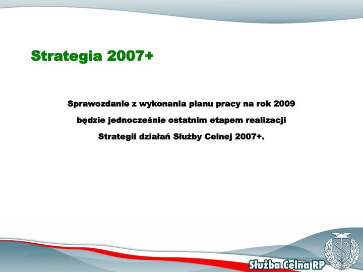 Strategia 2007+