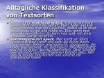 allt gliche klassifikation von textsorten3