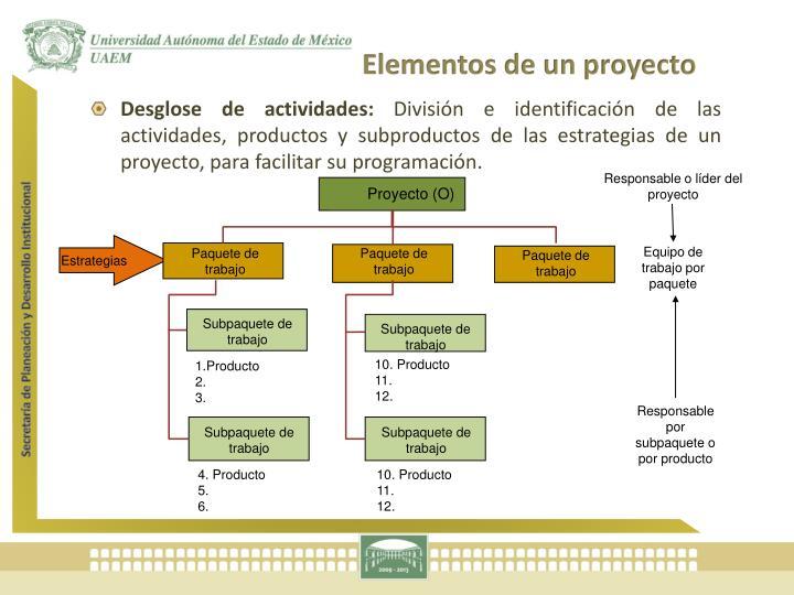 Proyecto (O)